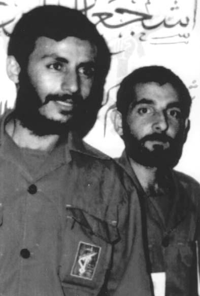 مهدی باکری - حاج همت